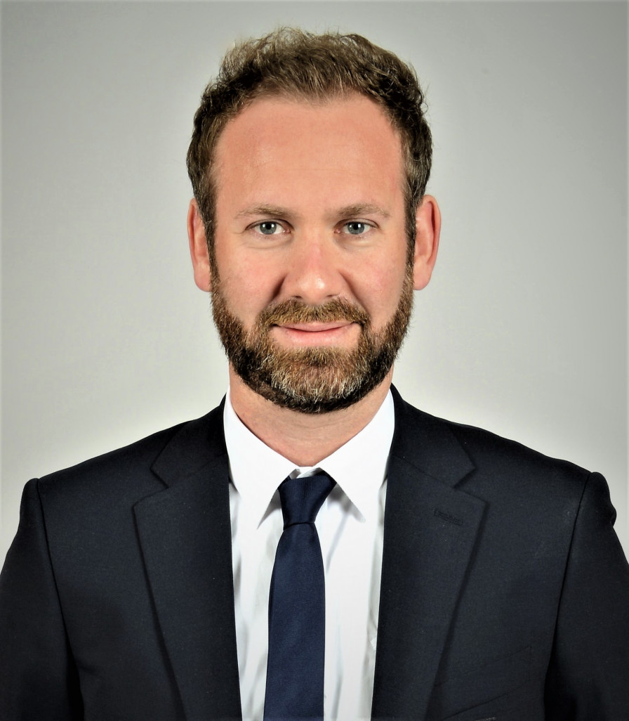 Aurélien Delespierre, directeur communication, marketing et billetterie.