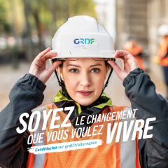 GRDF recrute plus de 40 alternants en Hauts-de-France