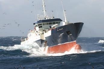 Le Cap Horn I sera remplacé en fin d'année par le Cap Kersaint.