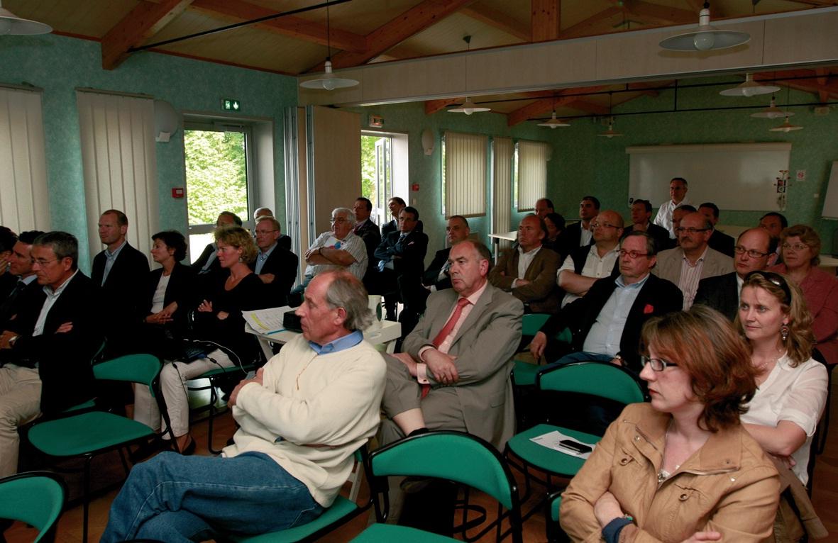 Les membres du réseau en Artois ont participé à leur assemblée générale, avant de se détendre lors d'une soirée conviviale.