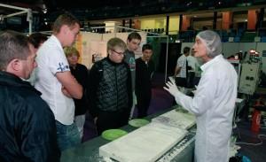 La formation en alternance ou en apprentissage a pris une part importante dans l'édition 2011 des Rencontres de l'emploi.