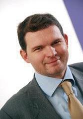 Stéphane Dhonte, un avocat impliqué dans les instances de sa profession.