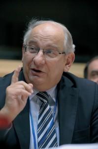 Michel Delebarre, vice-président du Comité des régions.