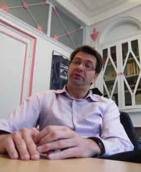 Patrice Vergriete, adjoint aux sports à Dunkerque.