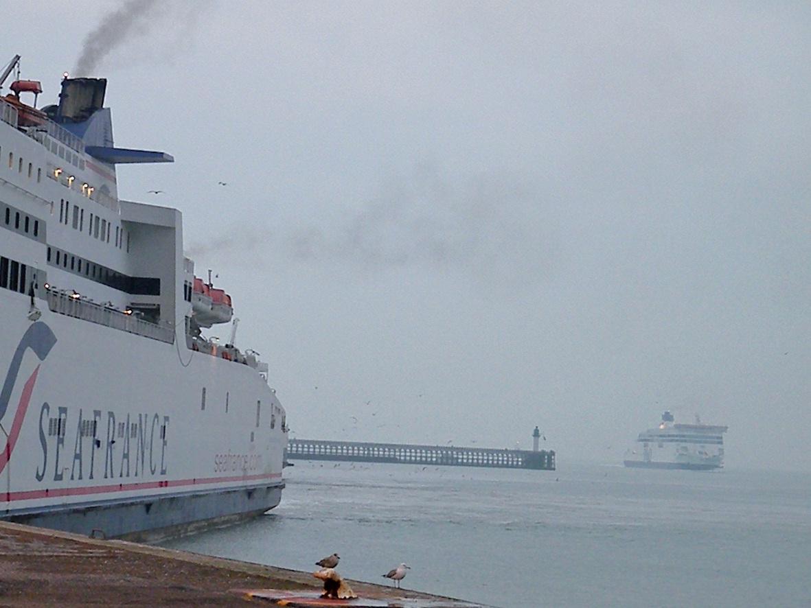 La compétition est ouverte pour la vente des bateaux de SeaFrance.