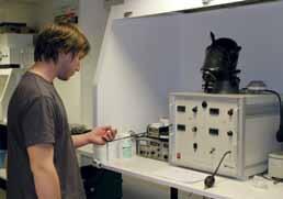 Tests systématiques de tous les équipements effectués sur place.