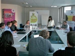 L'Adie a rencontré les candidats à la création dans les agences Pôle emploi.