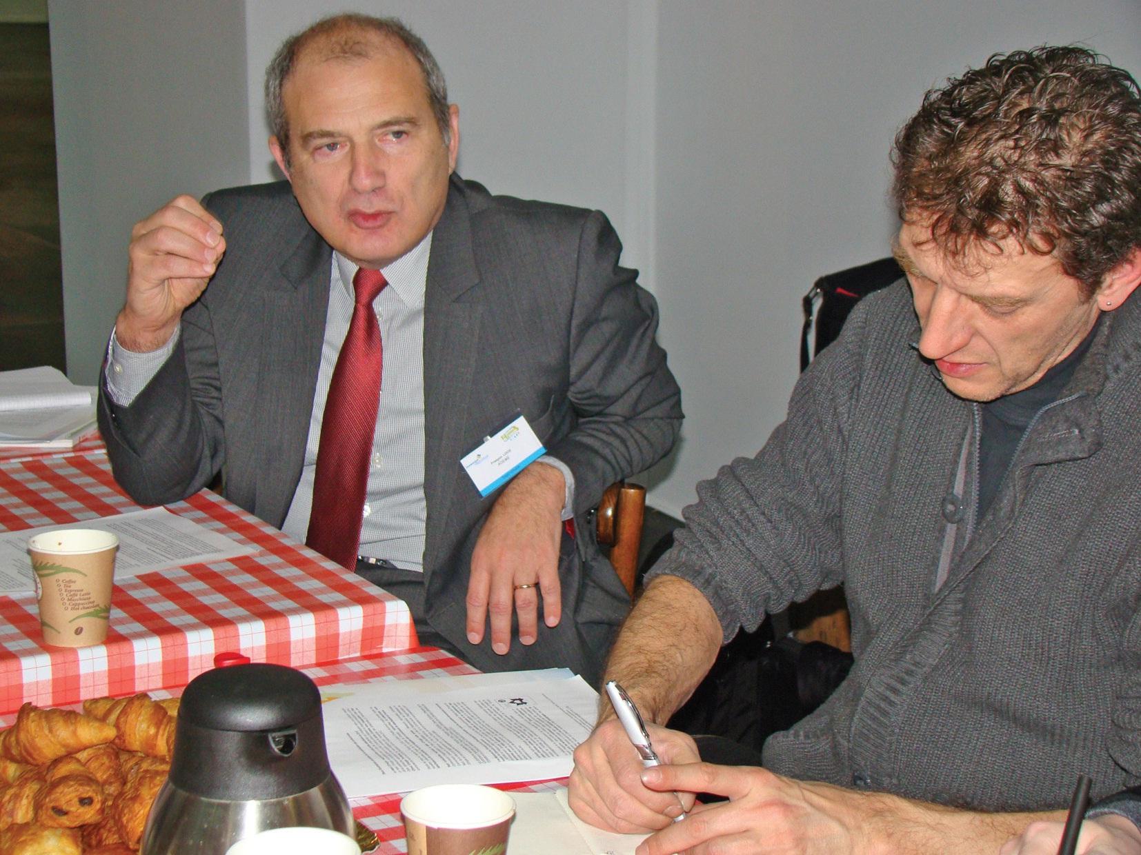 """""""A l'Ademe, nous souhaitons renforcer la mobilisation des acteurs du développement durable."""" : François Loos."""