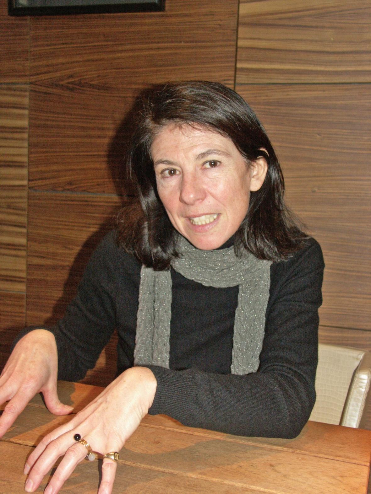 """""""L'externalisation du marketing peut rapporter gros aux PME qui n'en ont pas"""", affirme Florence Bonduelle."""