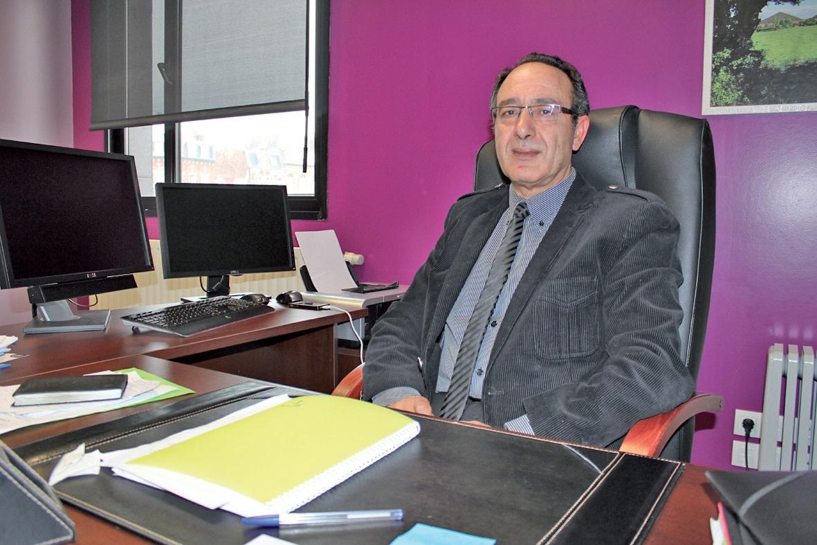 Mohedine Bejaoui veut conserver sur la formation et la profession un regard neuf.