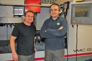 Avec Elanplast SC, Laurent Thueux et Arnaud Pommier ont largement rempli les objectifs fixés depuis 2007.