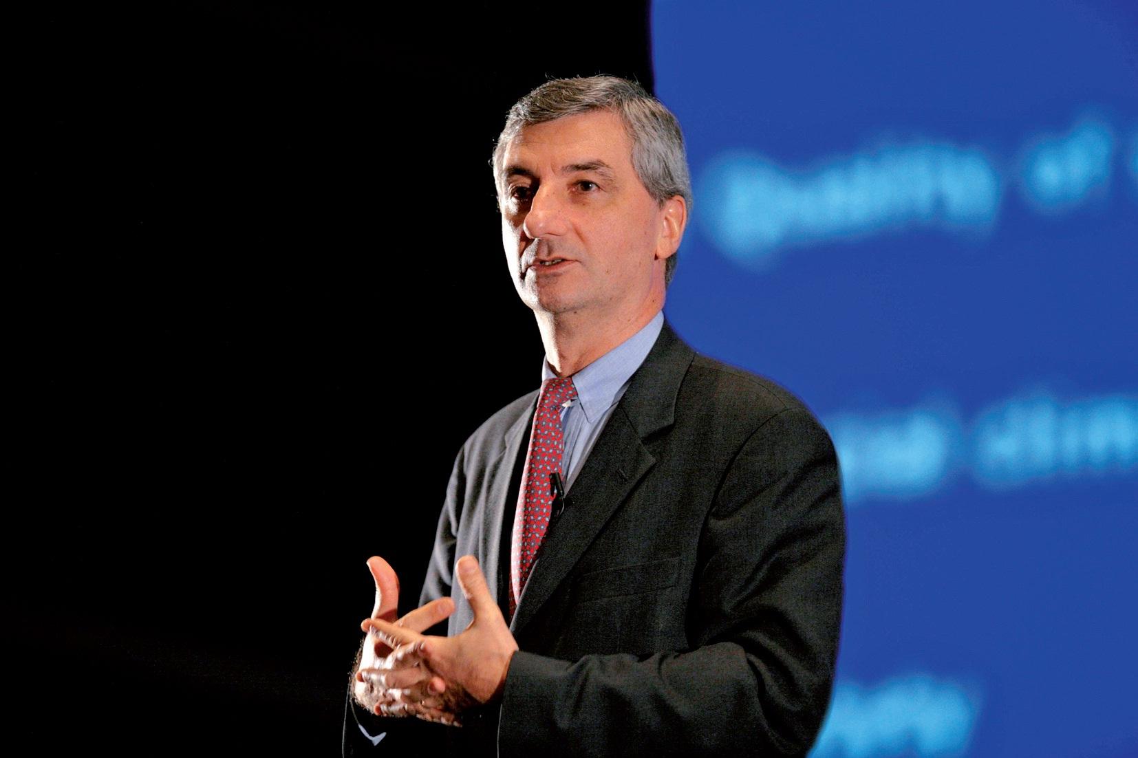 Jacques Gounon, PDG de Groupe Eurotunnel.