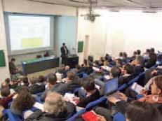Plus de 80 personnes étaient venues écouter les 12 conférences du jour.