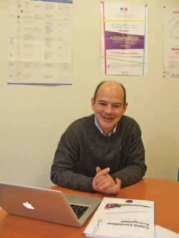 """""""Le CNRS s'engage à être très réactif"""", déclare Gilles Pulvermuller."""