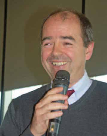 Vianney Mulliez, dirigeant du groupe Auchan.