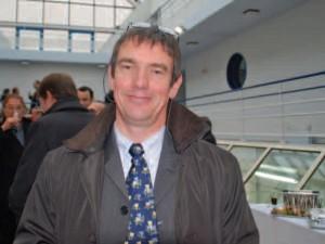 Le directeur général de la CME, Eric Gosselin.