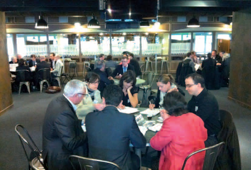 Speed dating nord