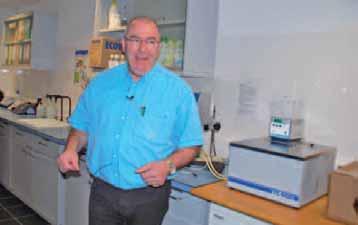 Directeur de l'usine d'Hesdin-l'Abbé, Jean-Louis Desmedt est aussi le responsable d'Ecovercité.