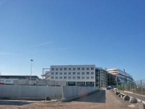 Le chantier sera terminé d'ici fin juin pour une entrée en fonction le 9 juillet.