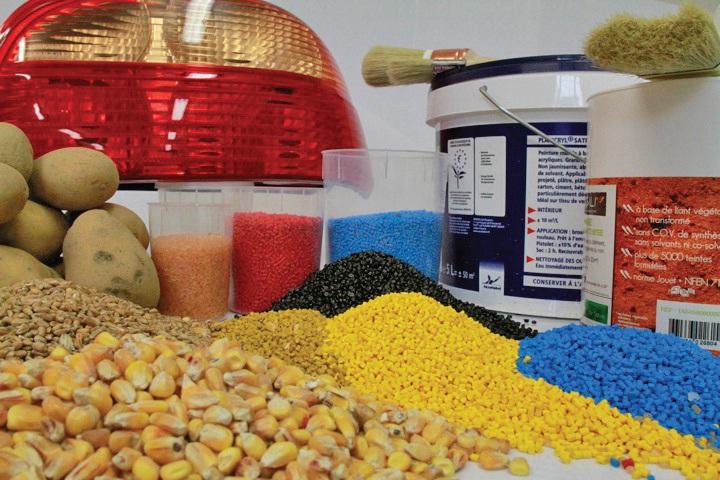 L'Ifmas va permettre demain de fabriquer des plastiques et peintures à partir de céréales et pommes de terre.