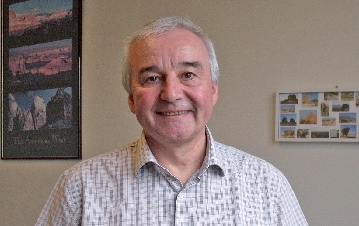 Marc Broucqsault, membre du Clubster santé depuis cinq ans, apporte une vision globale au projet.