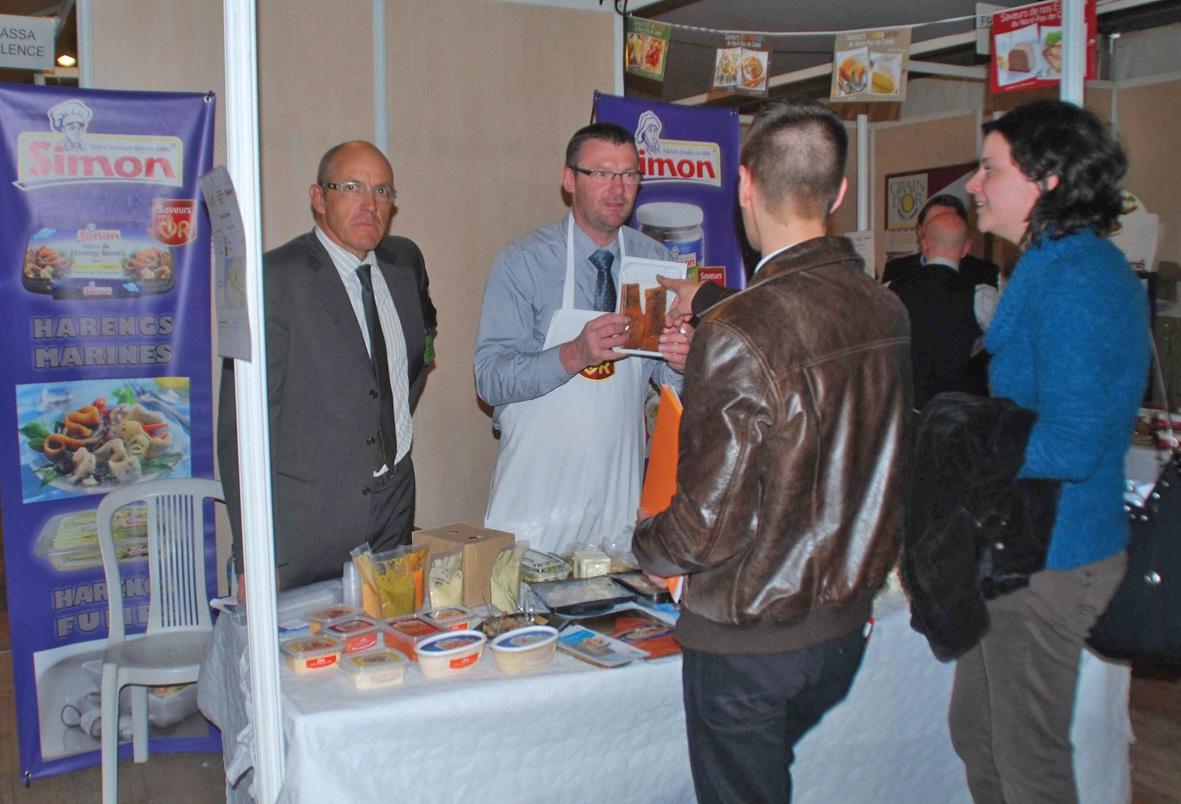 Simon Dutriaux (Vendin-le-Vieil) a fourni le premier magasin Auchan, il y a déjà un demi-siècle.