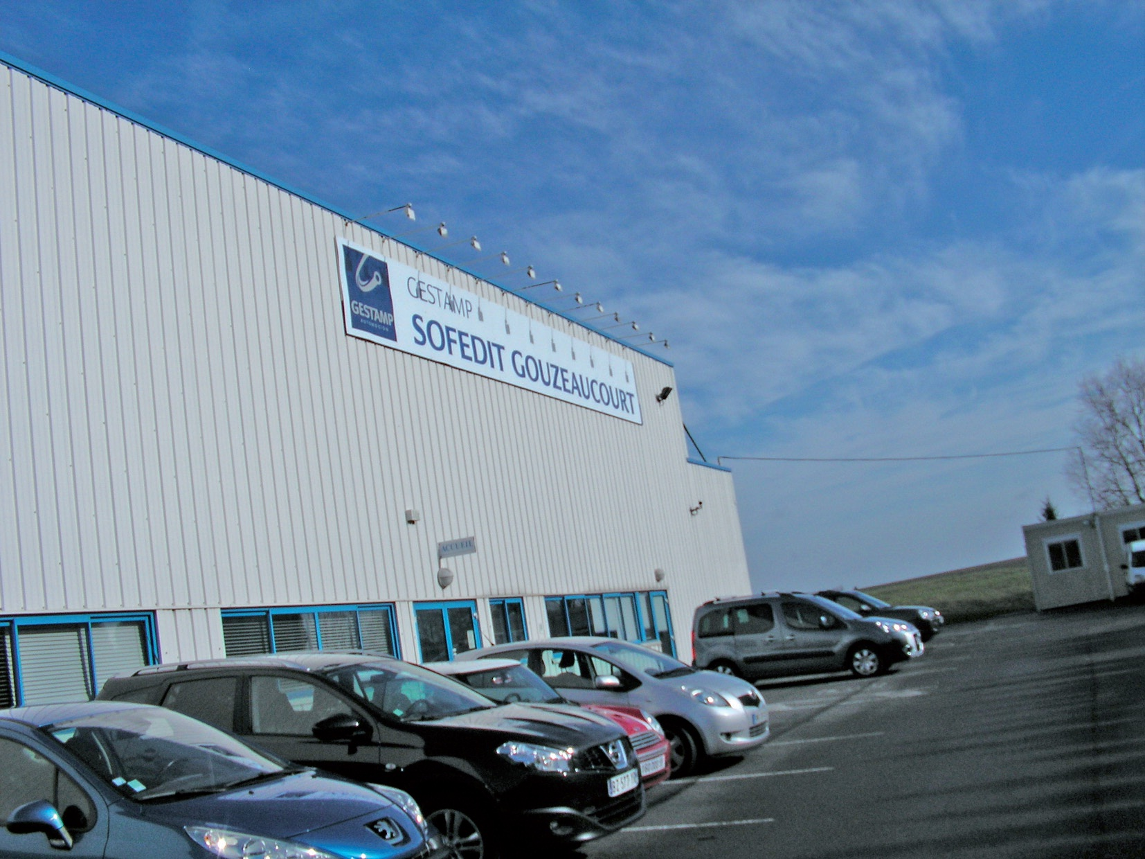 L'équipementier espagnol a repris le site (ainsi que trois autres sites Sofedit en France) en juillet 2011.