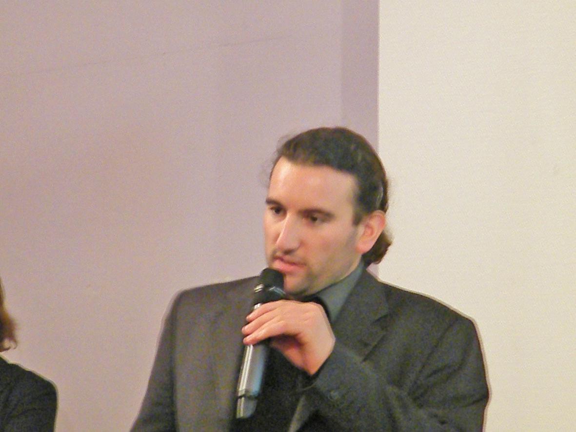 Sébastien Humbert, directeur scientifique de Quantis.