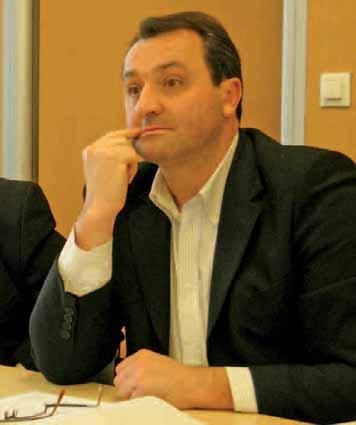 Hans Ryckeboer, directeur général de l'OPHLM de Calais.