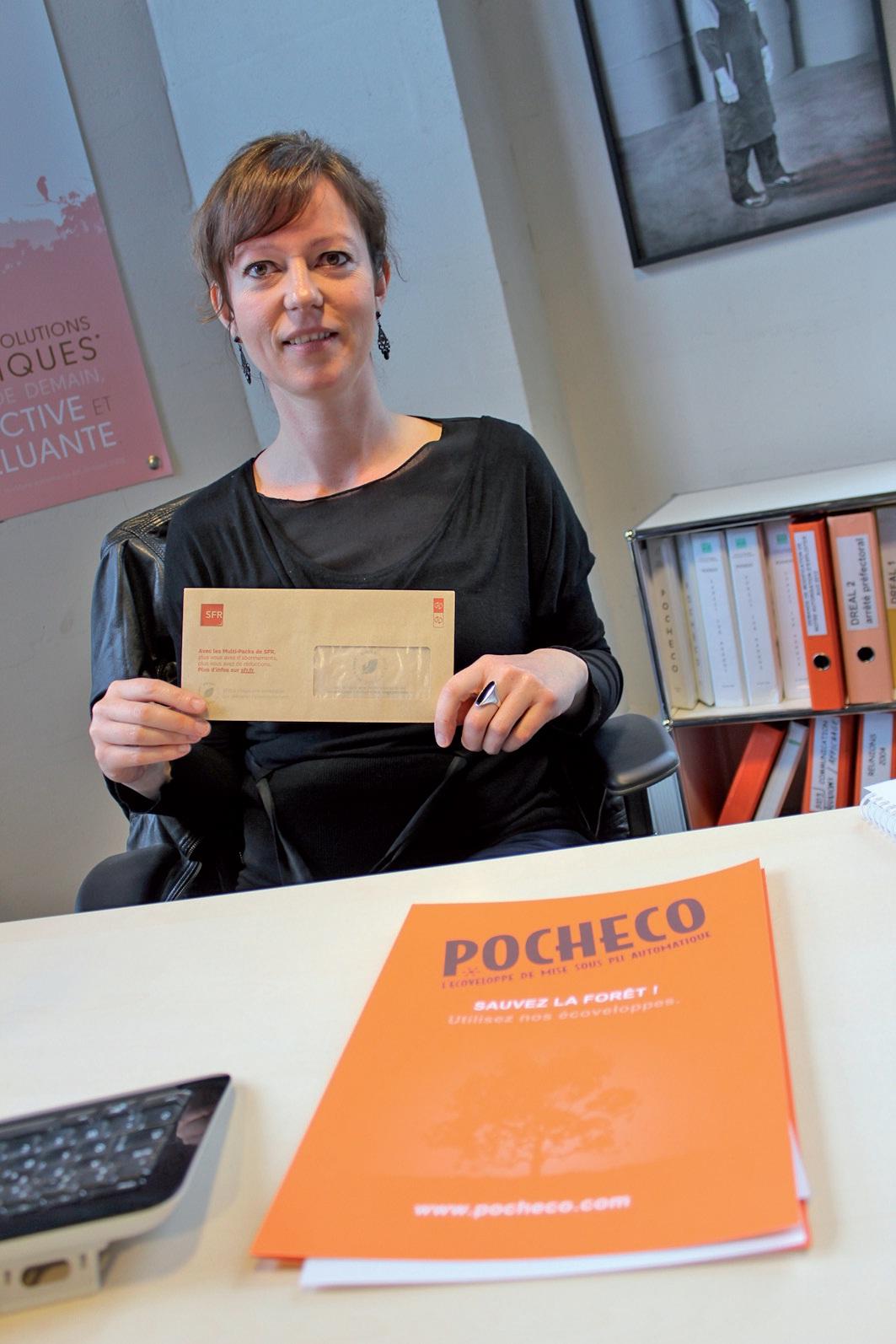 Elodie Bia décrira dans le détail à Environord la saga environnementale de Pocheco à Forest-sur-Marque.