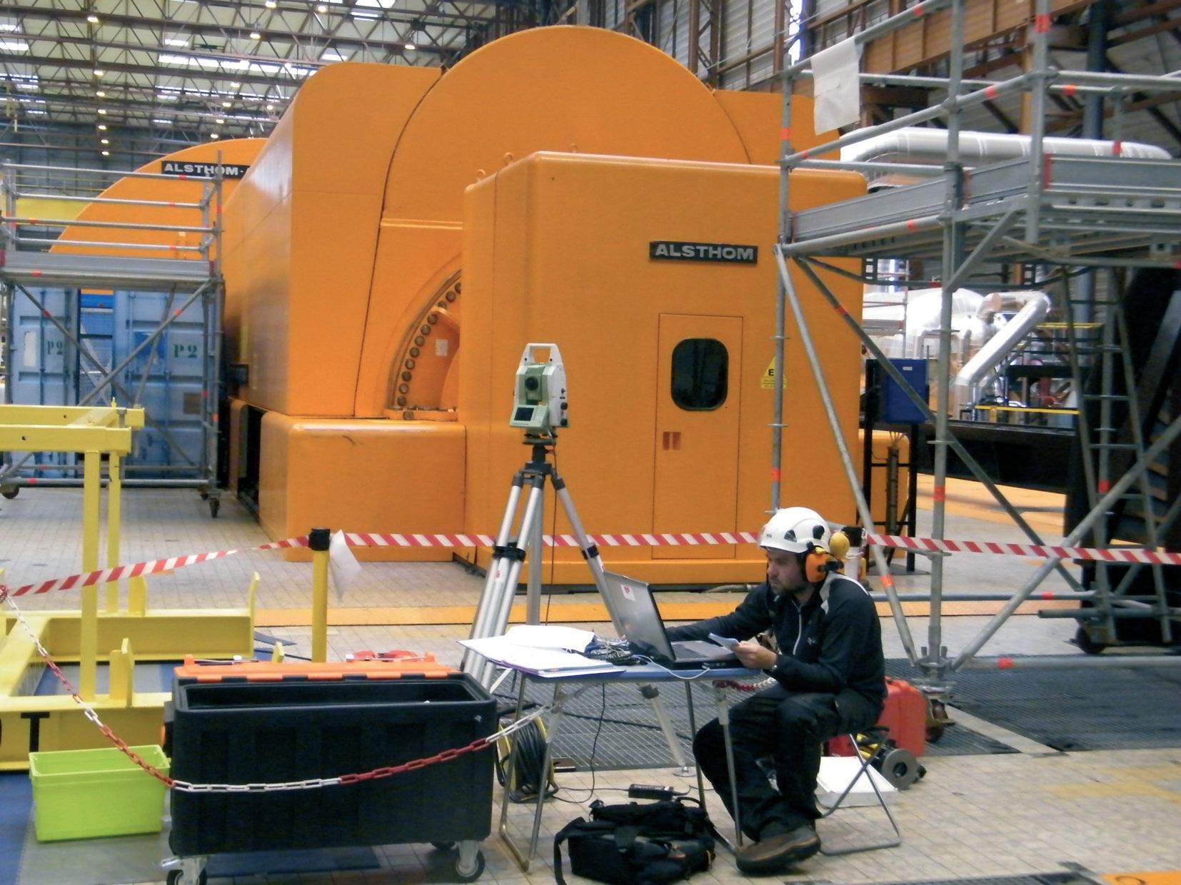 Des tests en série et des travaux d'ampleur se déroulent pendant cinq mois à la centrale nucléaire de Gravelines.