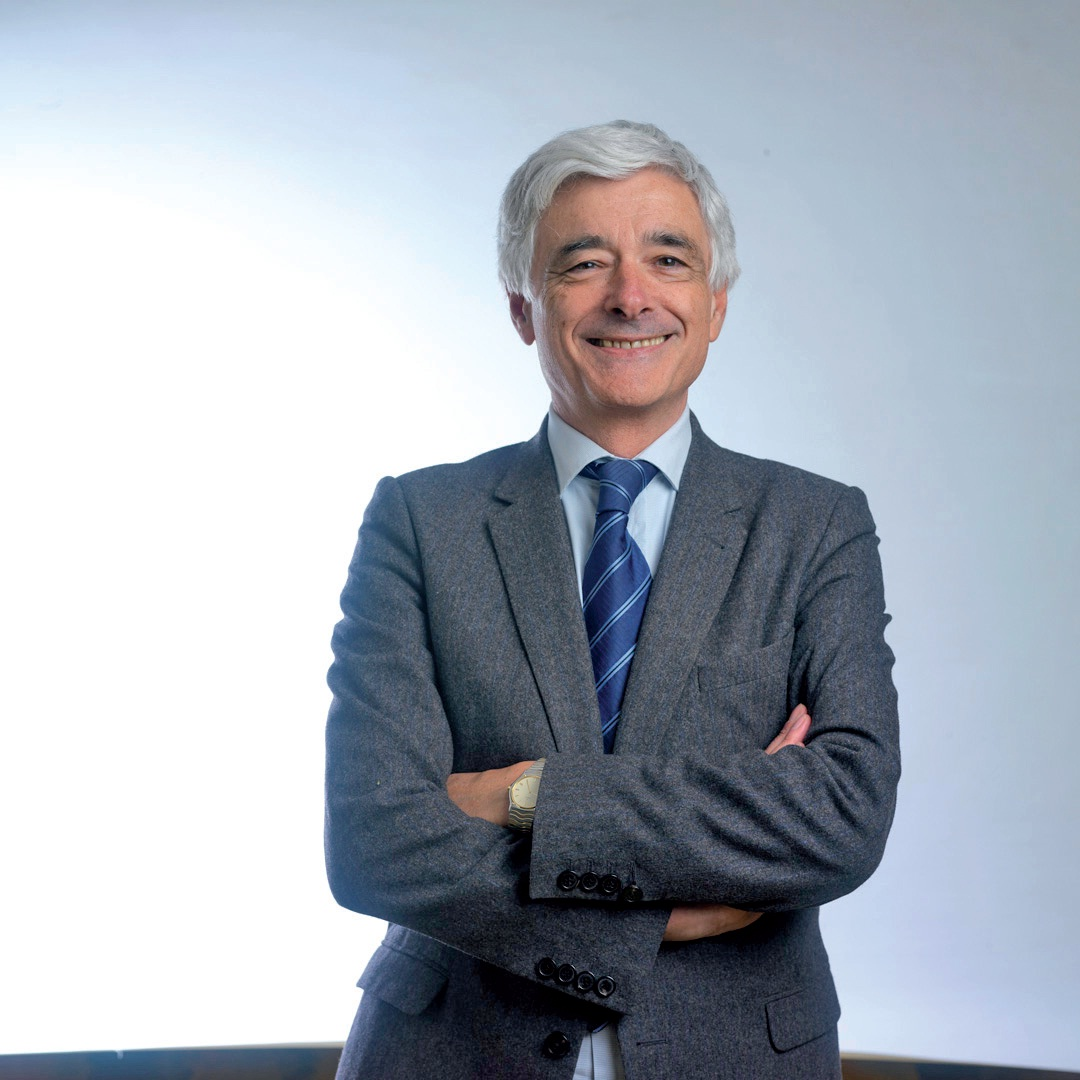 Luc Doublet, président de CCI international.