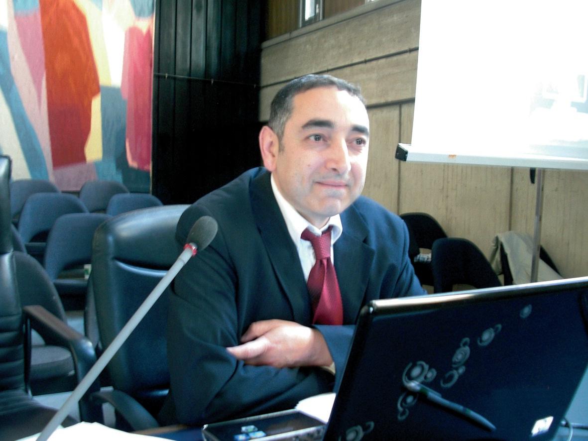 Sami Kodia, expert en informatique.