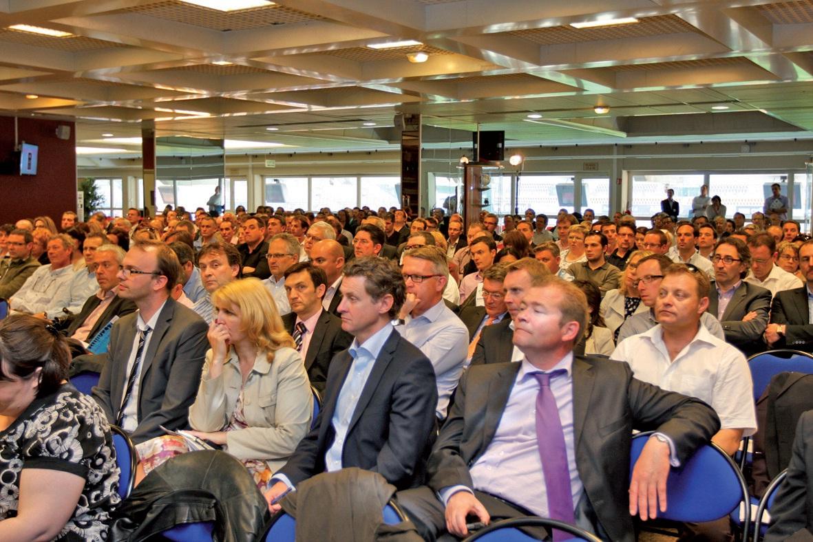 Plus de 300 personnes étaient présentes à cette soirée prestigieuse, organisée dans les salons du stade Bollaert.