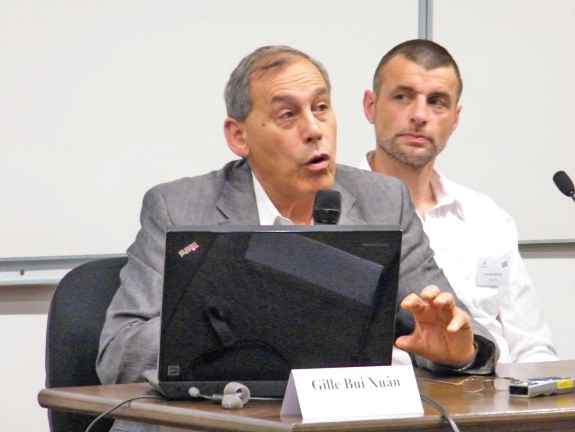 Gilles Bui Xuan, expert auprès de la Fédération française du sport adapté.