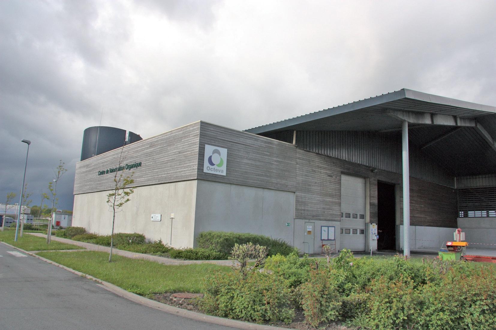 L'unité de biométhanisation du Sevadec est en exploitation depuis trois ans.