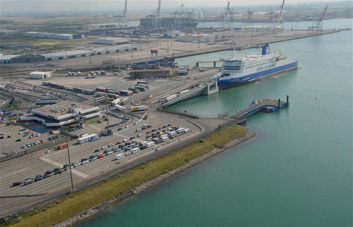 Un recul pour les vracs au cours du mois de juin mais de bon chiffres au terminal ferry.