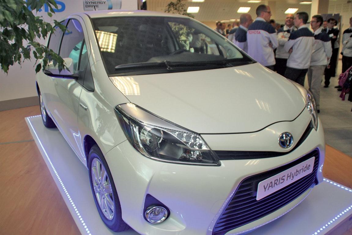 La Yaris Full Hybrid est un rêve qui devient réalité.