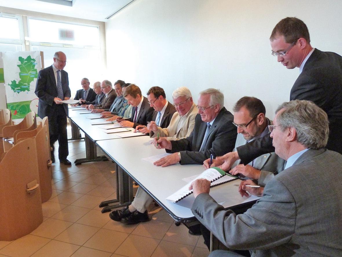 Porteuse de Ternois expansion, Ader initiative sera l'interface entre les collectivités et les entreprises.