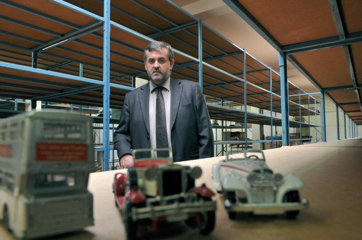 Le directeur d'un établissement bientôt bicentenaire, Marc Lefèvre, garant des biens amenés en gage par des particuliers confrontés à une dépense imprévue.