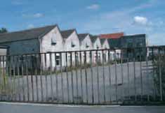 Cette friche située rue du Moulin à Fourmies pourrait servir à l'extension d'une entreprise locale phare, EuroCave, située juste à côté. C'est à l'étude.