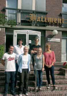 L'équipe de Lunginnov.