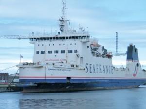 Le fréteur Nord-Pas-de-Calais doit rejoindre la flotte de MyFerryLink cet automne.