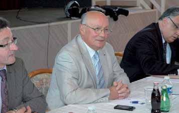 Patrick Masclet, président de l'Association des maires du Nord, a mené avec le préfet les négociations dans le cadre de la CDCI.