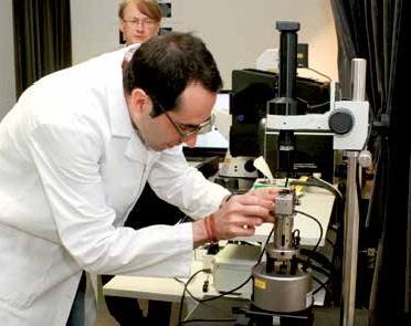 Un équipement de pointe à disposition de la communauté scientifique.