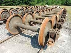Les roues de Valdunes sont les meilleures au monde, le Chinois MA Steel veut ouvrir leur utilisation à la planète.