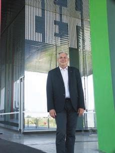 Pascal Denizart, nommé à la tête du Ceti depuis le mois de juin.