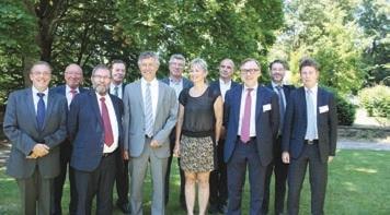 Les membres du SCAN réunis en AGE à Marcq-en-Baroeul.