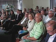 L'assemblée semestrielle de CDE vient de commencer.
