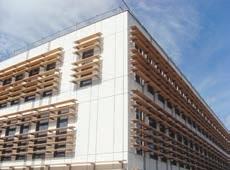 Green Office à Villeneuve-d'Ascq, la Haute- Borne : 2 500m² divisibles.